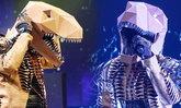 """เฉลย """"หน้ากากไดโนเสาร์"""" ทายถูกกันทั้งโซเชียล"""