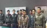ตำรวจ191จับแก๊งกรีดกระเป๋าชาวกัมพูชา