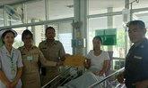 สอบครูผู้ช่วยที่ชัยภูมิระทึกสาวตกเลือดฟุบคาห้อง