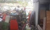 ไฟไหม้ร้านค้าของเก่าชุมชนอิสลามแม่สอดเจ็บ1