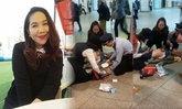 ชื่นชม! น้ำใจสาวไทยช่วยปั๊มหัวใจคุณตาชาวญี่ปุ่น กลางสถานีรถไฟเมืองโอซาก้า
