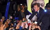 มุน แจอิน ประกาศชัยชนะเลือกตั้ง ประธานาธิบดีเกาหลีใต้