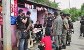 ทหารจับมือฝ่ายปกครองพิจิตรลุยจับยาเสพติด