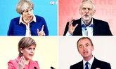 เปิดเอ็กซิทโพล ผลเลือกตั้งสหราชอาณาจักร 2017