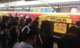 รายงานแจ้งว่า รถไฟฟ้า BTS สถานีสะพานควายขัดข้อง