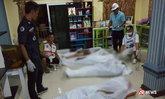 อ้างเป็นทหารขอค้นบ้าน ฆ่าโหดยกครัว 6 ศพ เจ็บ 5 เด็กก็ยิงไม่เว้น