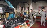 ไฟฟ้าลัดวงจร เผาหีบศพคุณยายวัย 87 ในศาลาวัด ช่างภาพเจอเหตุขนลุก