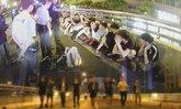 กลุ่มวัยรุ่นจีนหวังเป็นคนดัง จัดฉากยกพวกตีกัน สุดท้ายโดนตร.รวบหมด