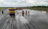 น้ำลดแต่ยังวิกฤต! สนามบินสกลนคร เปิดให้บริการปกติแล้ว