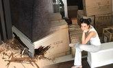 ซี เอมี่ สุดเซ็ง รีโนเวทบ้านใหม่เตรียมย้ายเข้า กลับเจอปลวกแทะ
