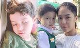 น้องเจย์เดน ลูกชายจีจ้า ญาณิน ยิ่งโตยิ่งน่ารัก