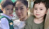 คุณแม่นักบู๊ จีจ้า ญาณิน กับลูกชายตัวน้อย น่ารักฟรุ้งฟริ้ง