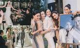 กบ พิมลรัตน์ โพสต์รำลึกความประทับใจในวันแต่งงาน