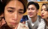 นุ่น ศิรพันธ์ อวดโมเม้นต์มุ้งมิ้ง นอนดูละครกับสามี ท็อป พิพัฒน์