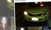 แท็กซี่ขับชนรถจักรยานยนต์สาวดับ ทิ้งรถ-เก็บบัตรประจำตัวหนีหาย