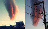 """บราซิลฮือฮา แชร์สนั่นภาพ """"เมฆหายนะ"""" โผล่กลางเมือง"""