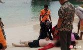 สังเวยอีกศพ หนุ่มเกาหลีดำน้ำเกาะห้อง สำลักน้ำตายน่าเศร้า