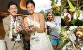 นุ่น ศิรพันธ์ ยิ้มปลื้ม กล้วยงานแต่งออกผล ก่อนวันครบรอบแต่งงาน 2 ปี