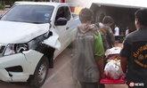 หนุ่มขับรถชนคนตาย ซิ่งหนี 30 กม. อ้างไม่ได้กินเหล้าแต่เมาพญานาค