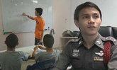 ชื่นชม ผู้กองหนุ่มบุรีรัมย์ ควักเงินส่วนตัว เช่าตึกเปิดสอนหนังสือฟรีให้เด็กยากจน