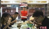 หนุ่มจีนเปิดร้านอาหารในโมร็อกโก กำไรสูง 5 แสนต่อเดือน