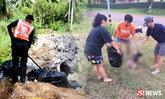 ชาวบ้านสุดเวทนา โศกนาฏกรรมยาเบื่อ หมาตายหมู่กว่า 40 ตัว