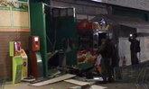 ระเบิดตู้ ATM โลตัสกรุงเทพกรีฑา ผบช.น.รุดตรวจสอบ