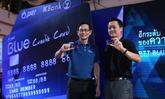 ปตท.- กสิกรไทย เปิดตัว PTT Blue Credit Card อีกระดับของความสุขที่มากกว่า
