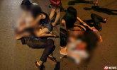 สาวเล่านาทีแฟนหนุ่มถูกอริทวงแค้น-แทงตายต่อหน้า