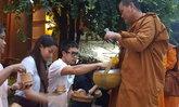 เช็คอินเชียงคาน...ภาพ ณเดชน์ ทำบุญร่วมชาติกับ ญาญ่า
