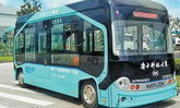 """จีนเตรียมเปิดใช้ """"รถเมล์ไร้คนขับ"""" ที่เซินเจิ้น ก่อนสิ้นปี"""
