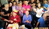อายุมั่นขวัญยืน คุณทวดชาวจีนอายุ 117 ปี มีลูกหลานนับร้อย
