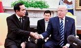 นายกรัฐมนตรี พบประธานาธิบดีสหรัฐฯ ขอบคุณต้อนรับอบอุ่น ทรัมป์ลุยสัมพันธ์ไทย