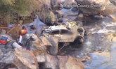 กู้ภัยกู้ร่างคู่รักชาวจีน รถพลัดตกเหวใกล้จุดเดียว 2 นศ.ไทย