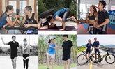 กระชับรัก 6 คู่รักดารา ชวนกันฟิตหุ่นออกกำลังกาย