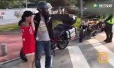 อุ่นใจ! เด็กสาวจีนหนีแก๊งแชร์ลูกโซ่ ได้กลุ่มหนุ่มบิ๊กไบค์ยื่นมือช่วย