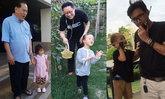 คู่ซี้ต่างวัย คูณปู่ – คุณตา ใช้เวลากับหลานสุดที่รัก