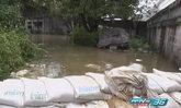 น้ำทะเลหนุนสูง เจ้าพระยาเอ่อล้นท่วมชุมชนริมน้ำเขตบางพลัด