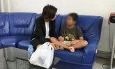 สะเทือนใจ! ด.ช.วัย 12 ปี ถูกพ่อแม่ทาสยาบ้าทุบตี หนีเร่ร่อนจากสระบุรีถึงชุมพร