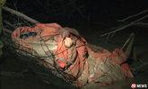 ชาวบ้านผงะ พบกระดูกมนุษย์ถูกห่อด้วยจีวรพระนำมาทิ้งน้ำ