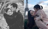 ย้อนวันวาน แอฟ สงกรานต์ ก่อนมีน้องปีใหม่ ปารีสเคยหวานชื่น