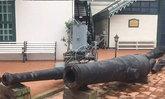 กองทัพเรือ ขุดพบปืนใหญ่ 12 กระบอก คาดเคยร่วมสู้ศึกในยุคกรุงธนบุรี