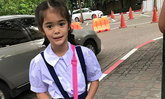 """""""ธัญญ่า"""" เผยสาเหตุที่ย้าย """"น้องลียา"""" เรียนโรงเรียนไทย ขำสามีหวงลูกสาวหนักมาก"""