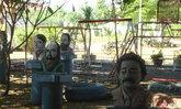 แห่พิสูจน์ ชิงช้าโรงเรียนแกว่งเอง ลือเป็นที่ป่าช้าเก่า