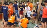 พบร่างประธานชุมชนฯ ถูกยิง 8 นัด ดับกลางสวนยาง