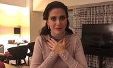 มารีญา เผยความในใจทั้งน้ำตา หวังว่าจะทำให้คนไทยมีความสุข
