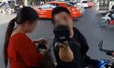 แชร์คลิปว่อน หนุ่มเมาขับบิ๊กไบค์ด่าตำรวจที่ป้อมจราจร