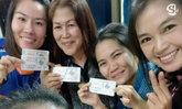 4 สาวสกลนครรวยเละ 30 ล้าน ลุงชัยภูมิถูกเป๊ะรางวัลที่ 1