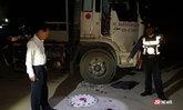 รถบรรทุก LPG ระเบิดทั้งที่ไม่มีก๊าซ อัดร่างช่างซ่อมลอยละลิ่ว