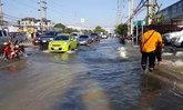 คนสมุทรปราการเตรียมรับมือ พรุ่งนี้น้ำทะเลหนุนสูงขึ้นอีกวัน